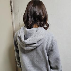 髪切ったよ