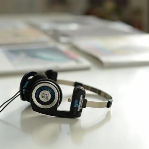 KOSS PORTAPROっていうエモいヘッドフォンが欲しくなった。レトロな感じのファッションのみならず圧倒的な音質も。