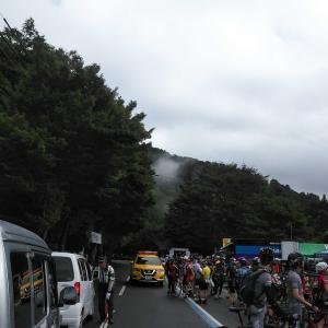 第九回石鎚山ヒルクライムレース、レポート!!