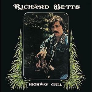 HIGHWAY CALL / RICHARD BETTS (1974) ハイウェイコール / リチャード・ベッツ