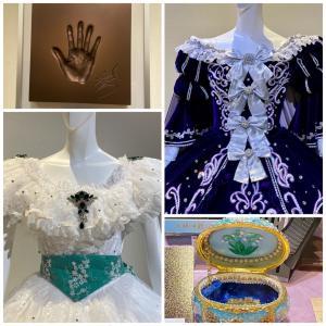 ドレス展とアナスタシア展、そして新しい手形…❤️宝塚歌劇の殿堂
