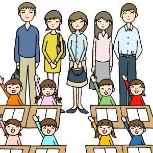 小学校の授業参観なに着ていく?子供が喜ぶ服装とは?
