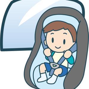 チャイルドシートを助手席につけてる人は見直そう!子供の安全そこで守れる?