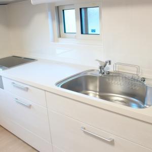 超簡単!ステンレスのくすみがピカピカに!キッチン、浴室に使えるお掃除法