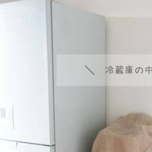 冷蔵庫の中の掃除は収納整理をシンプルにしておくと簡単!