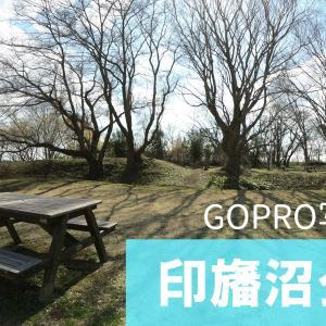 GoPro写真 千葉県立印旛沼公園で写真撮影