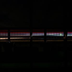 【写真】シンプルな光跡