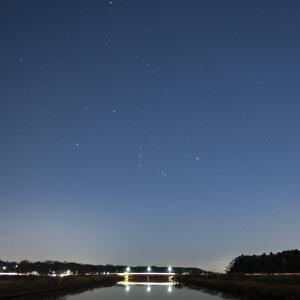 星空を撮影したかった。