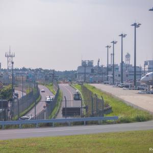 千葉から鹿児島① 望遠レンズで飛行機からの眺めを撮影 H-FS045200