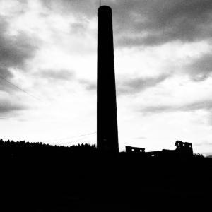 魔界滋賀 セメント工場の廃墟