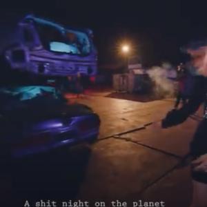 大森靖子『NIGHT ON THE PLANET -Broken World-』