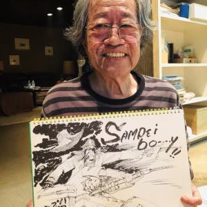 『釣りキチ三平』の矢口高雄さん亡くなられる