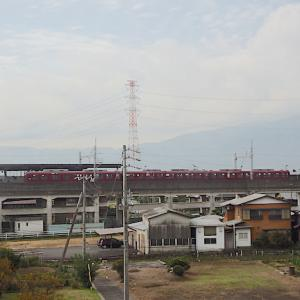 天空の駅 養老鉄道 烏江駅
