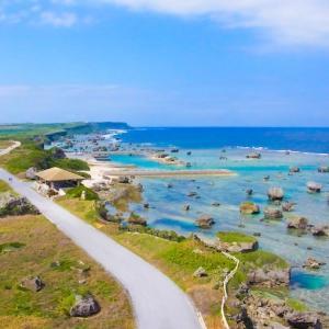 宮古島の北部をドライブ!橋からの絶景を楽しむドライブスポットを紹介!
