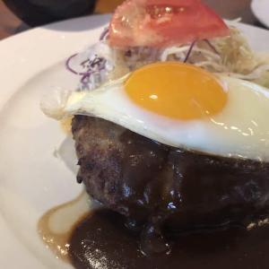 宮古島|洋食てぃん|絶品!宮古牛のハンバーグランチ!