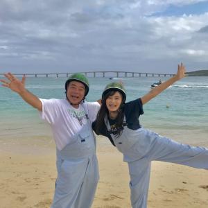 宮古島を出川哲郎と小島瑠璃子が電動バイクでドライブ!立ち寄ったスポットを紹介