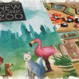 ニューヨークズー〜パズル×動物の繁殖の新感覚パズル〜【レビュー】