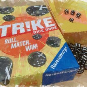 ストライク〜ダイスを降りまくれるお手軽パーティーゲーム!〜【ルール・レビュー】