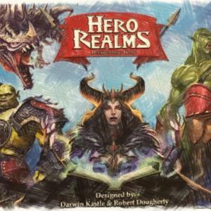 ヒーローレルムズ(Hero Realms) 〜ファンタジーの世界でコンボ!軽めの対戦型デッキ構築ゲーム〜