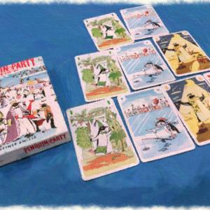【ボードゲーム紹介】ペンギンパーティー〜シンプルで悩ましいペンギンたちが可愛いカードゲーム〜