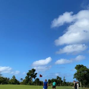 11月27日  ゴルフ