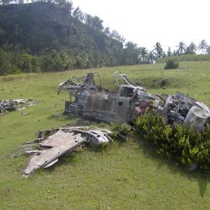 6月14日  ゼロ戦が眠る島