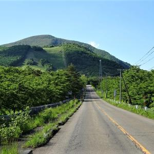 新緑の泉ヶ岳をドライブ(泉ヶ岳スキー場~スプリングバレー)