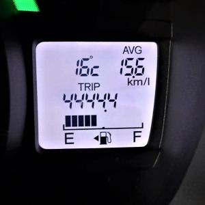 4444.4km