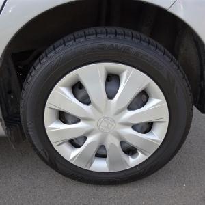 タイヤ交換と6ヶ月点検が終了(HONDA N-WGN)