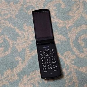 8年ぶりに携帯電話を買い替え(N-01G)