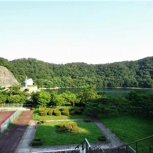 樽水ダム(宮城県名取市)