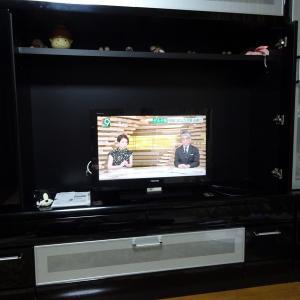50インチ液晶テレビが故障(寿命でした)