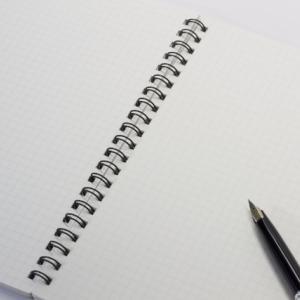 【産後うつ闘病日記40】精神科病棟でペンとノートを持ち歩く、私の奇行