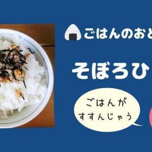 【ごはんのおとも】甘辛味でごはんがすすむ!そぼろひじきの作り方