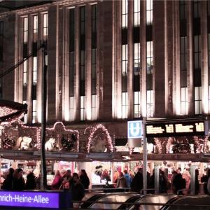 クリスマスマーケットin Düsseldorf 🎅