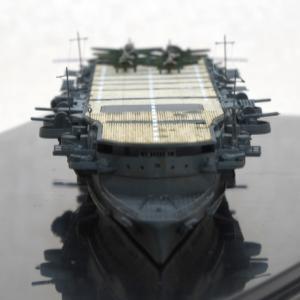 艦船プラモデル龍驤(りゅうじょう)1/700を作ってみた