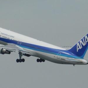 全日空 ボーイング767-300