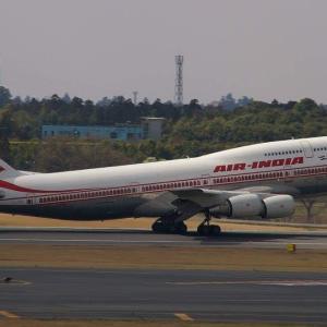 エアインディア ボーイング747-300