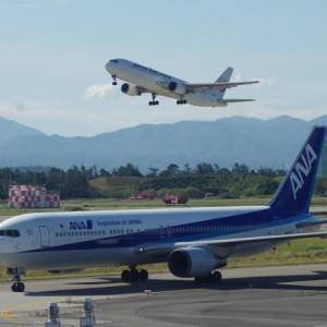 JALとANAのB767-300