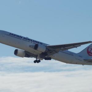 日本航空 ボーイング767-300
