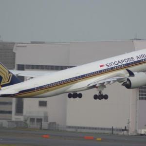 シンガポール航空 エアバスA350