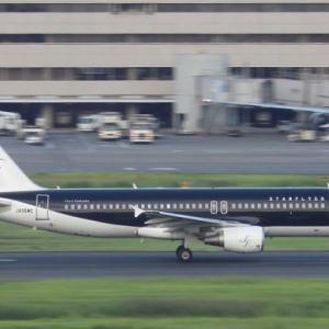 スターフライヤー エアバスA320