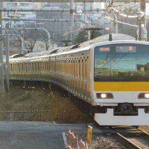 飯田橋駅での撮影