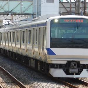 下館駅の水戸線