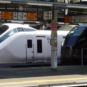 E655系とE657系