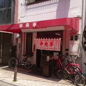 中央亭 餃子・大(10個)