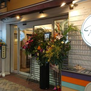 Rusoma Sand Cafe 抹茶ティラミスかき氷