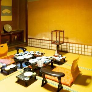 酒田方面撮影旅行 その22 酒田の料亭文化を今に伝える「山王くらぶ」の1階の各部屋