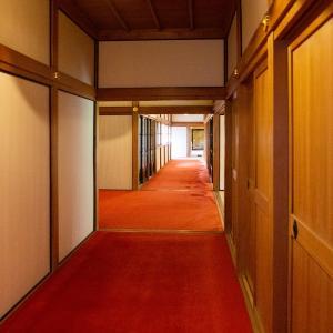 日光田母沢御用邸公園見学 その3 各部屋の様子
