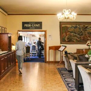 北欧4ヵ国の旅 その139 ハダンゲルフィヨルド地区のウルヴィックのホテルでディナー